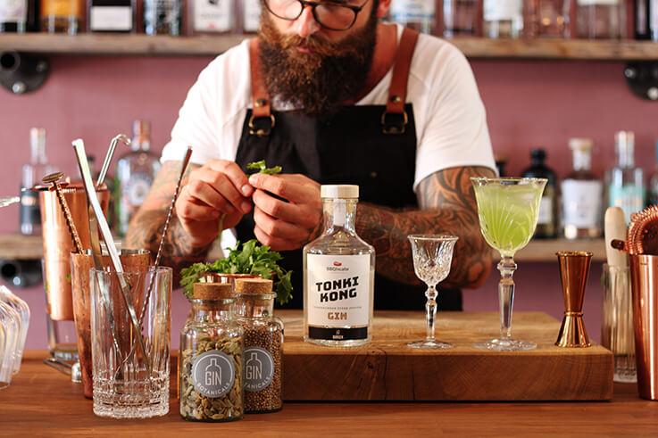 Rezeptentwicklung mit We Love Cocktails
